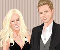 Heidi Montag & Spencer Pratt Dress Up Game