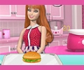 Restaurante Hamburguer da Barbie