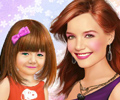 Suri and Katie Cruise